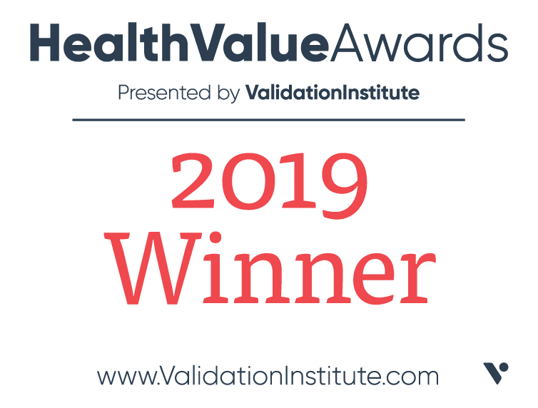 Health Value Awards 2019 Winner DrJud